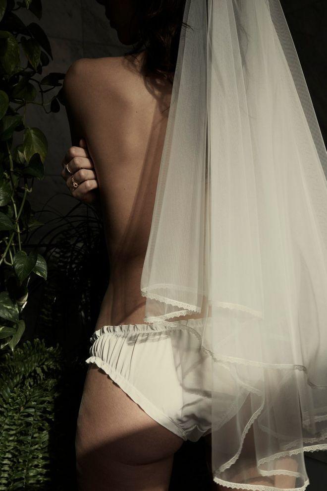 """Les plus beaux ensembles de lingerie pour dire """"oui"""""""