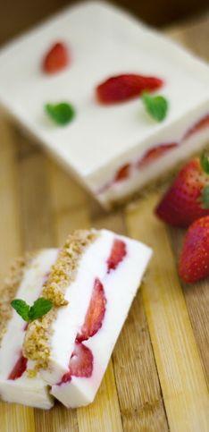 10 desserts faciles à faire avec des fraises