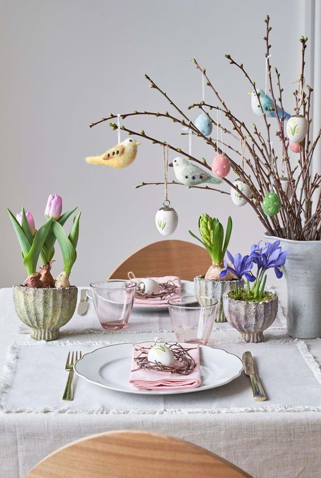 Les plus belles décorations de Pâques