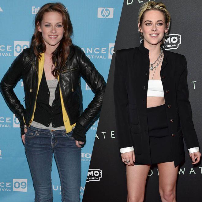 L'évolution mode de Kristen Stewart