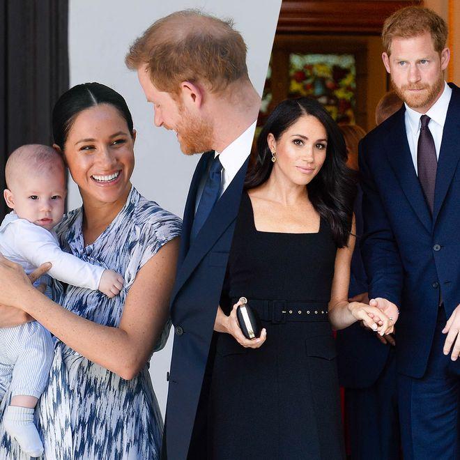 Prinz Harry und Meghan Markle: Ihr neues Leben