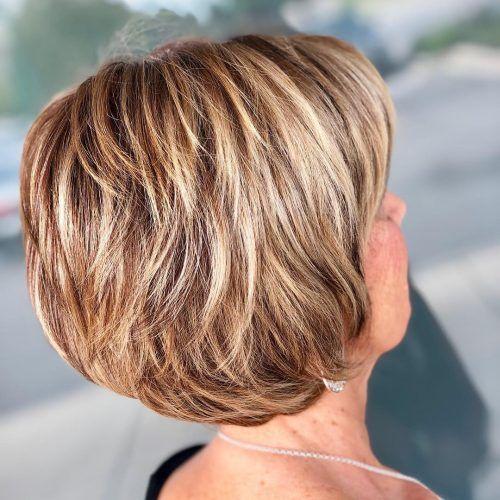 coupe cheveux femme 60 ans