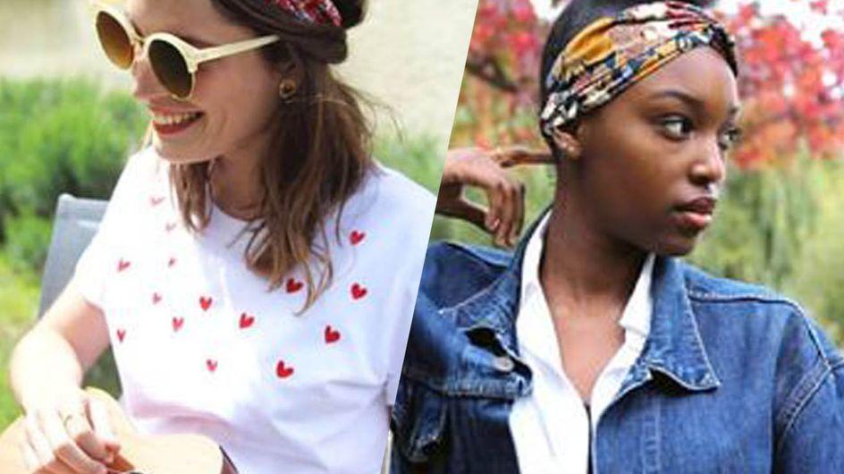 Le bandeau, l'accessoire intemporel qui vous donne du style !