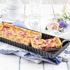 15 recettes pour cuisiner la rhubarbe