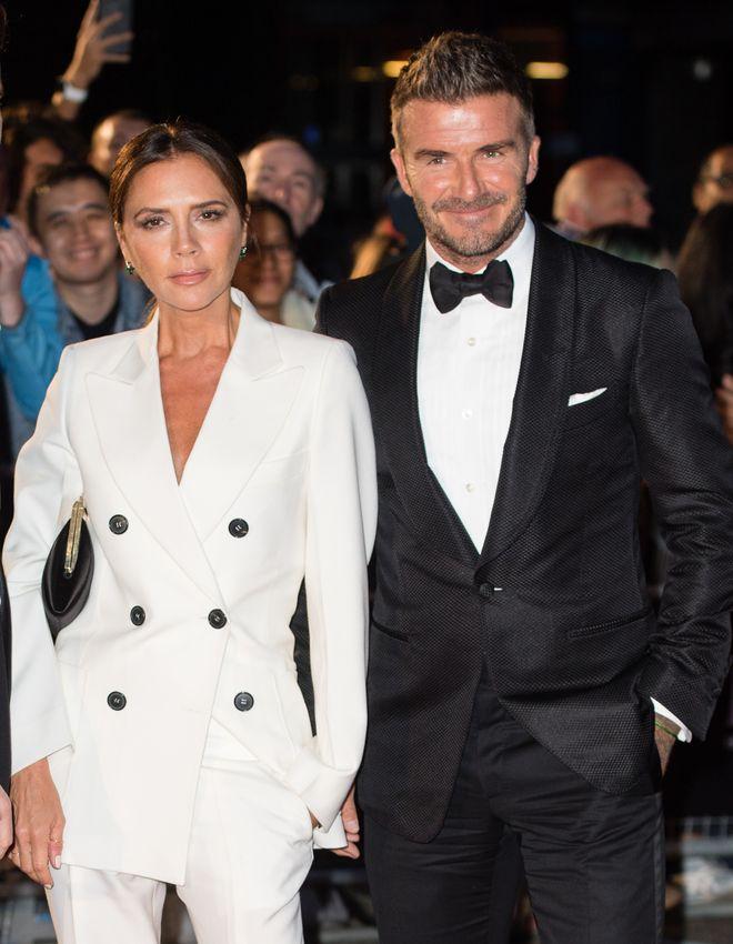 David und Victoria Beckham: Das sind die schönsten Bilder ihrer Familie