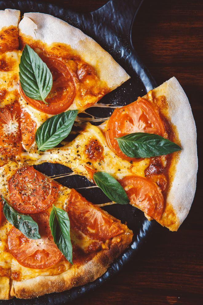 L'art de la pizza