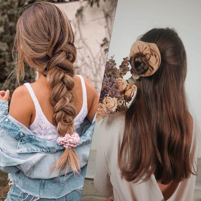 50 idées de coiffures pour adopter le chouchou