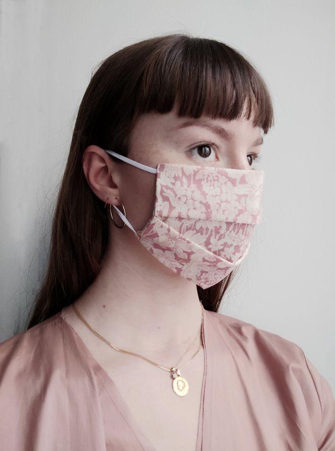 20 modèles originaux qui rendent le masque moins anxiogène
