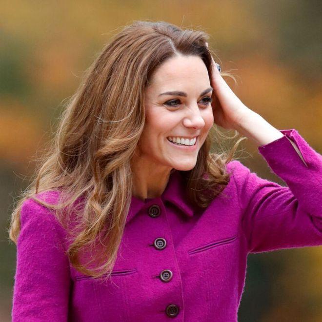 Kate Middleton nel 2019