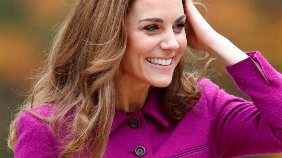 Le acconciature più belle di Kate Middleton