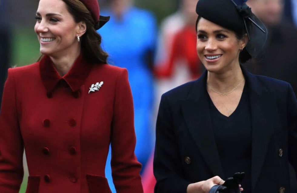 Kate Middleton VS Meghan Markle: i look a confronto
