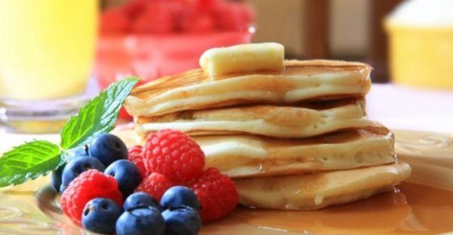 Véritables pancakes à l'américaine