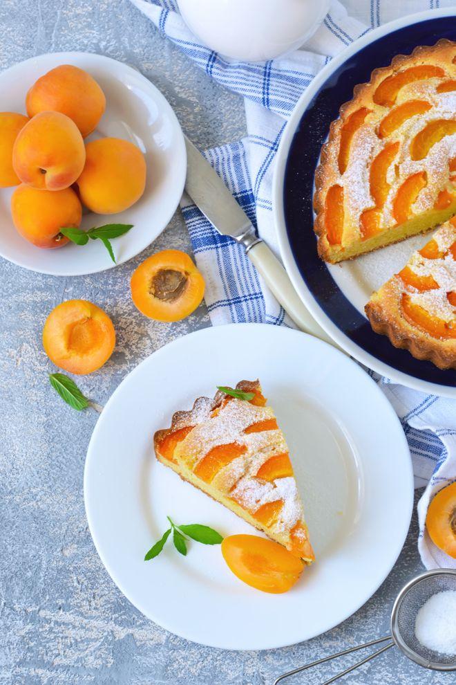 Moelleux à l'abricot