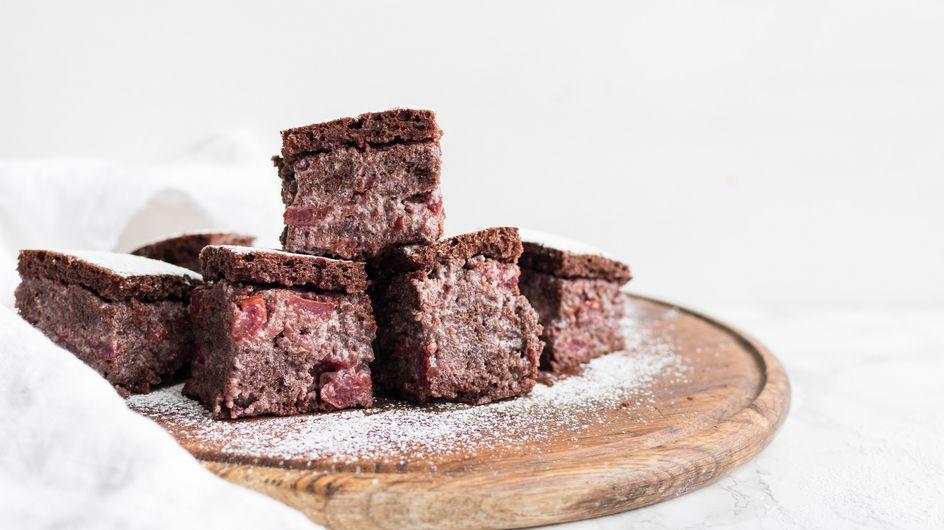 Pas-à-pas photo pour réussir ce délicieux gâteaux au chocolat et aux cerises