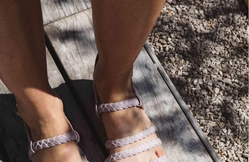 25 paires de sandales plates confortables et tendance pour l'été