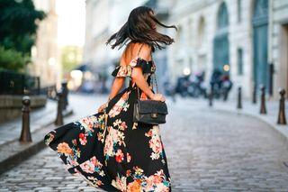 30 robes longues pour un été bohème