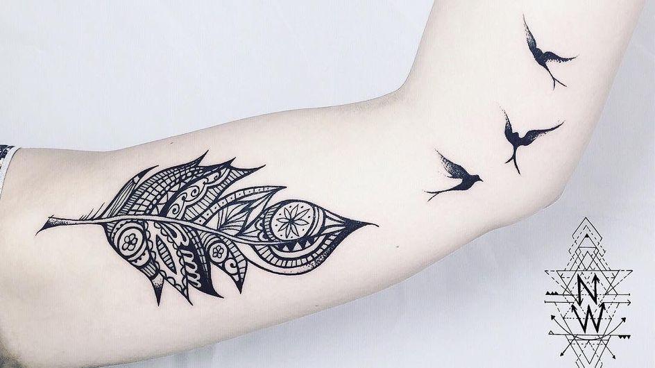 Tatouages oiseaux : quelles sont leur signification ?