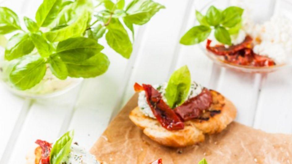 20 idées d'apéritifs avec peu d'ingrédients