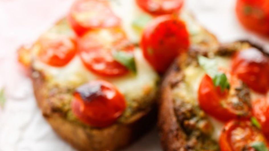 15 recettes d'apéritifs à l'italienne!