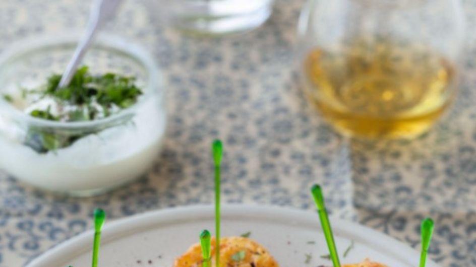 20 recettes gourmandes pour un apéritif 100% gluten free !