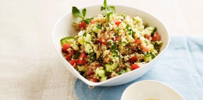 Lundi midi : salade égyptienne