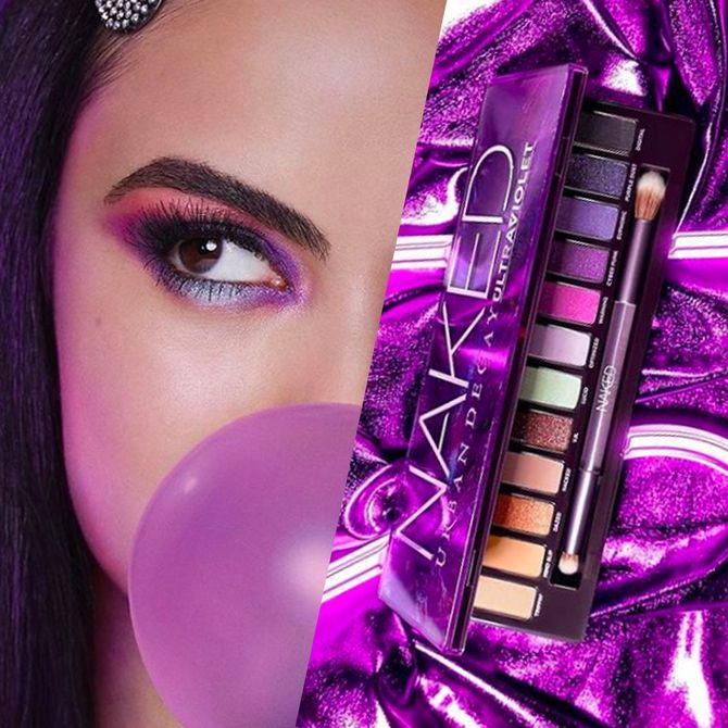 25 idées de maquillage à réaliser avec la nouvelle palette Naked UV Urban Decay