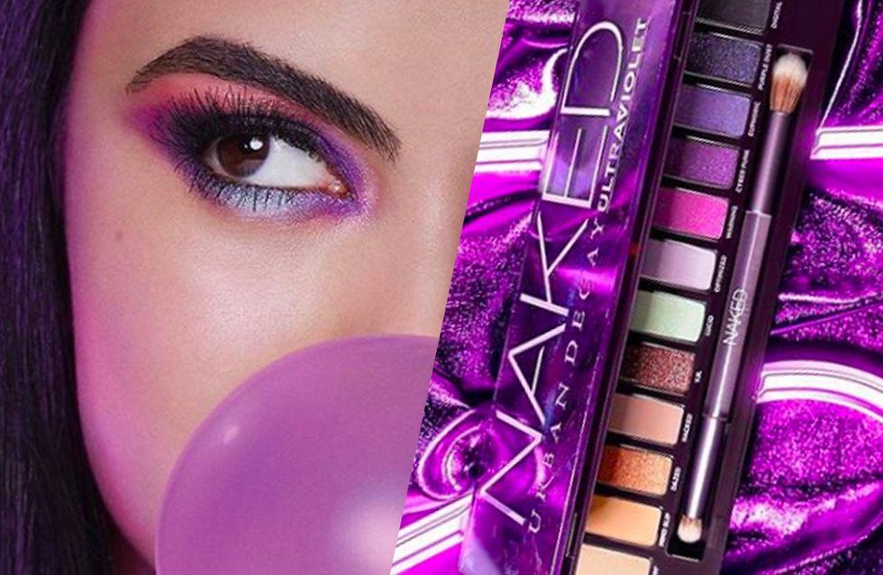 25 maquillages à réaliser avec la nouvelle Naked Ultraviolet Urban Decay