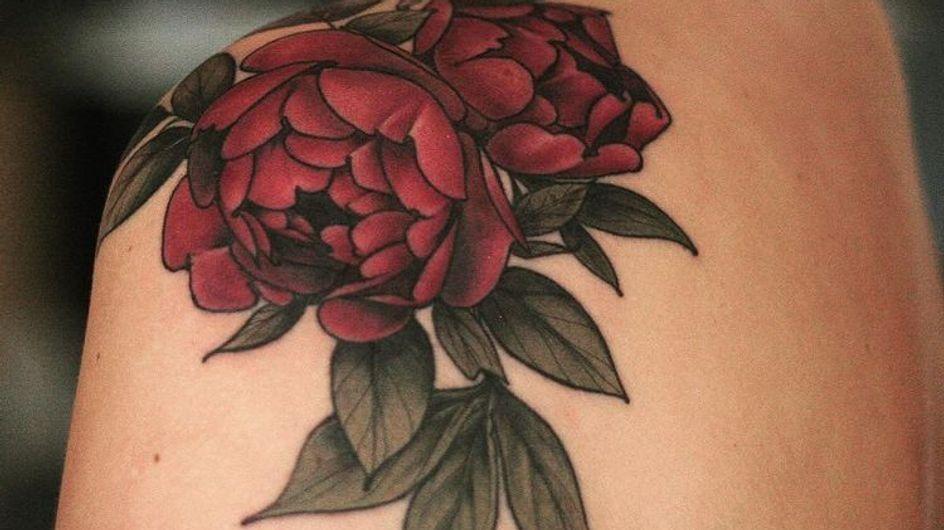 Tatouage pivoine : 30 images pour trouver le tattoo idéal