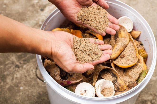 Transformez les déchets en engrais