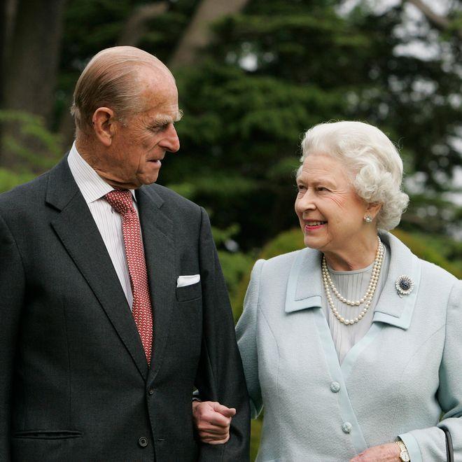 Queen Elisabeth II. und Prinz Philip: Seit über 72 Jahren verheiratet