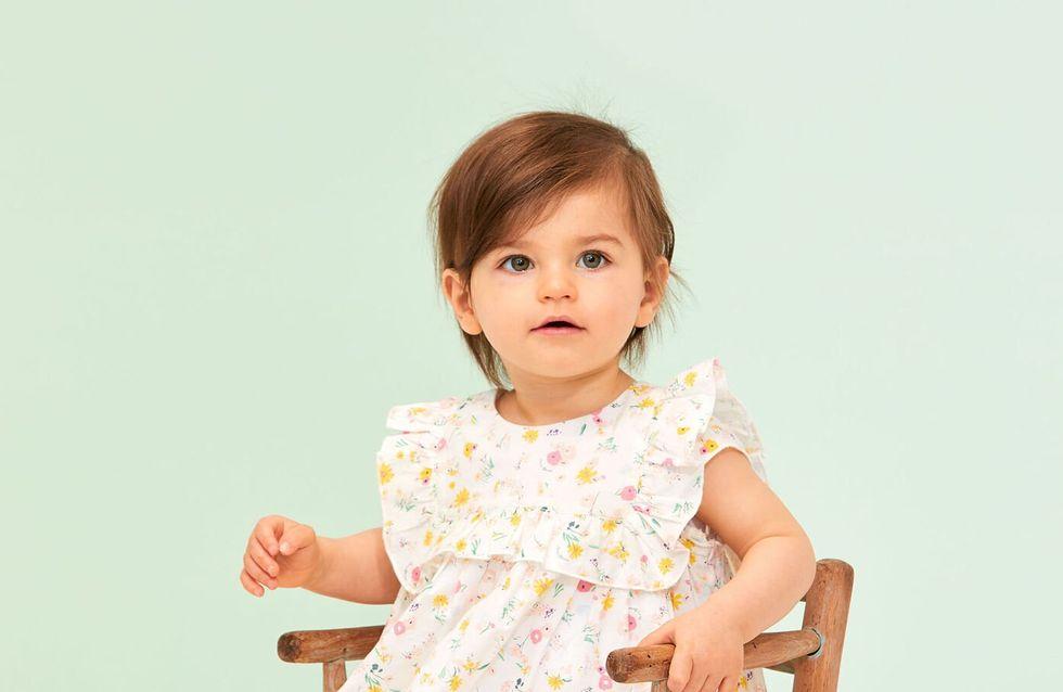 Les vêtements de bébé les plus mignons pour ma petite princesse