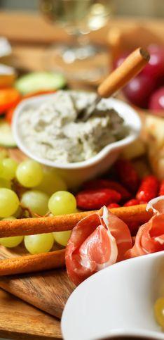 20 idées de recettes pour composer une planche apéro saine & gourmande