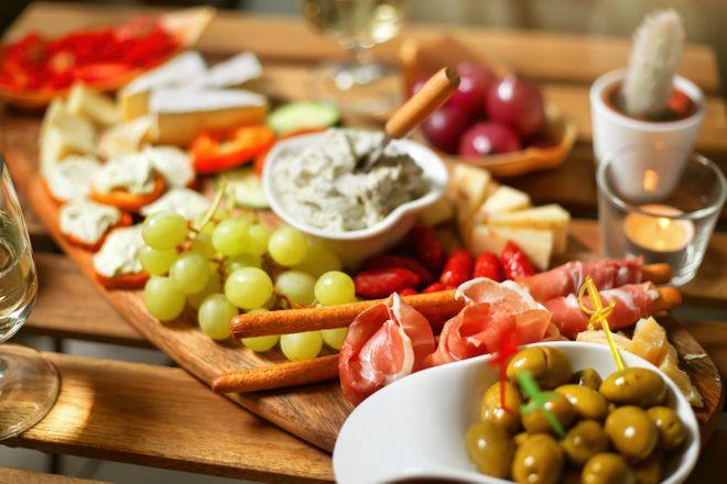La planche apéro renouvelée : healthy & gourmande