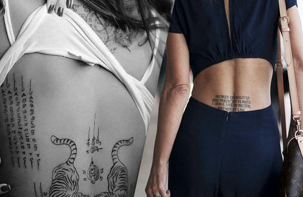 Tout ce qu'il faut savoir sur le tatouage du bas du dos