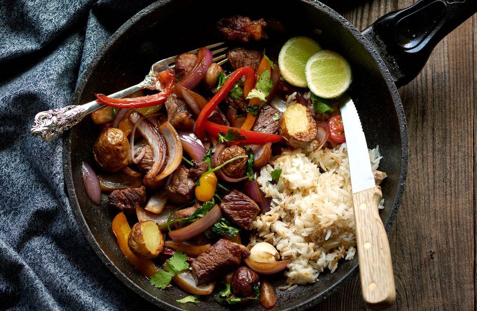 Menu de la semaine du 17 au 23 août : Nos recettes espagnoles olé olé !
