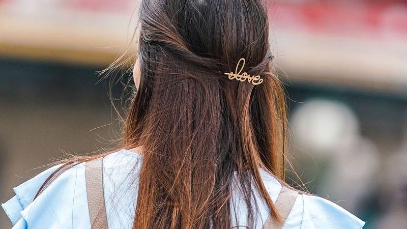 Ball frisur lange haare offen