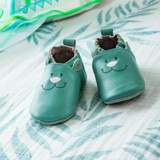 Les chaussons en cuirs les plus mignons