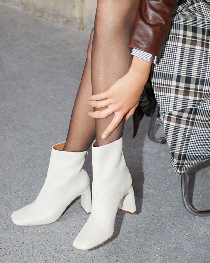 Les chaussures automne-hiver 2020-2021