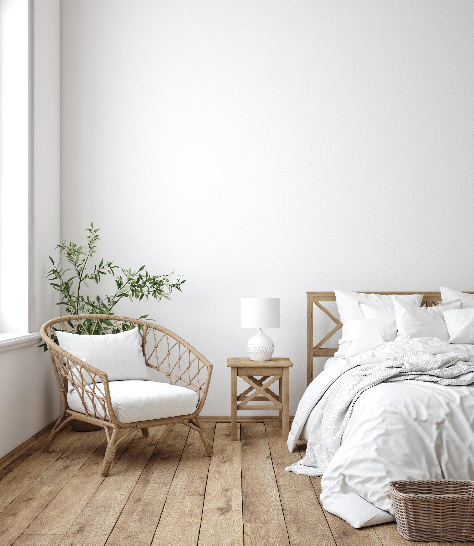 30 idees deco pour rechauffer une chambre blanche