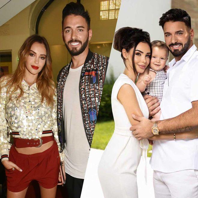 Nabilla : ses plus beaux clichés en famille avec son fils Milann