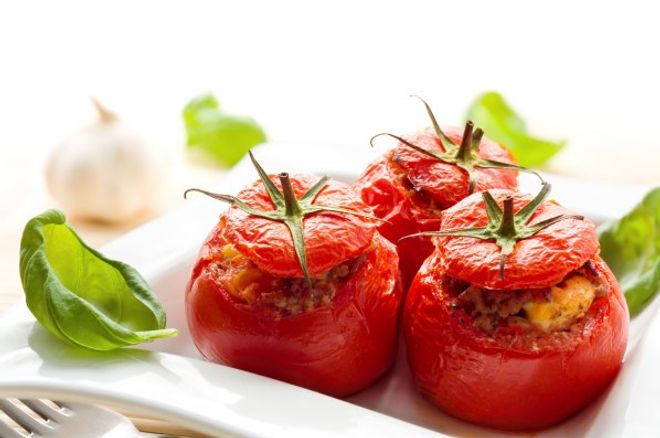 N°10 les tomates farcies