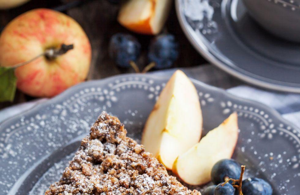 De saison : 4 recettes simplissimes pour cuisiner le raisin frais