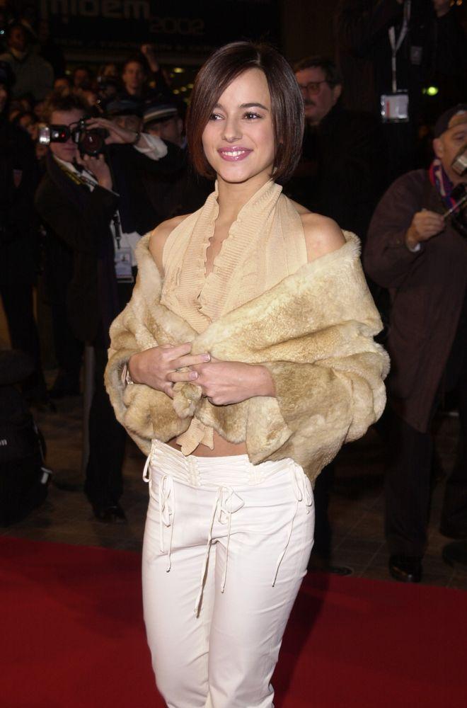 Alizée en 2002