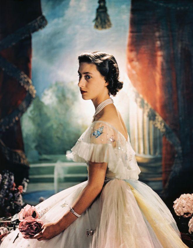 1944:  Princesse Margaret