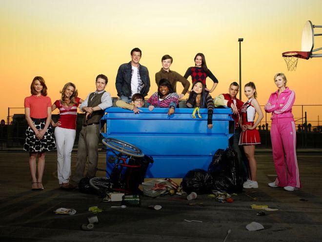 Der Glee-Cast, 2009