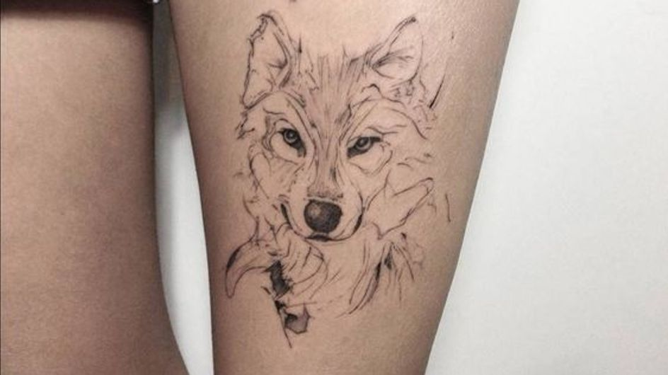 20 idées de tatouages de loup et leurs différentes significations