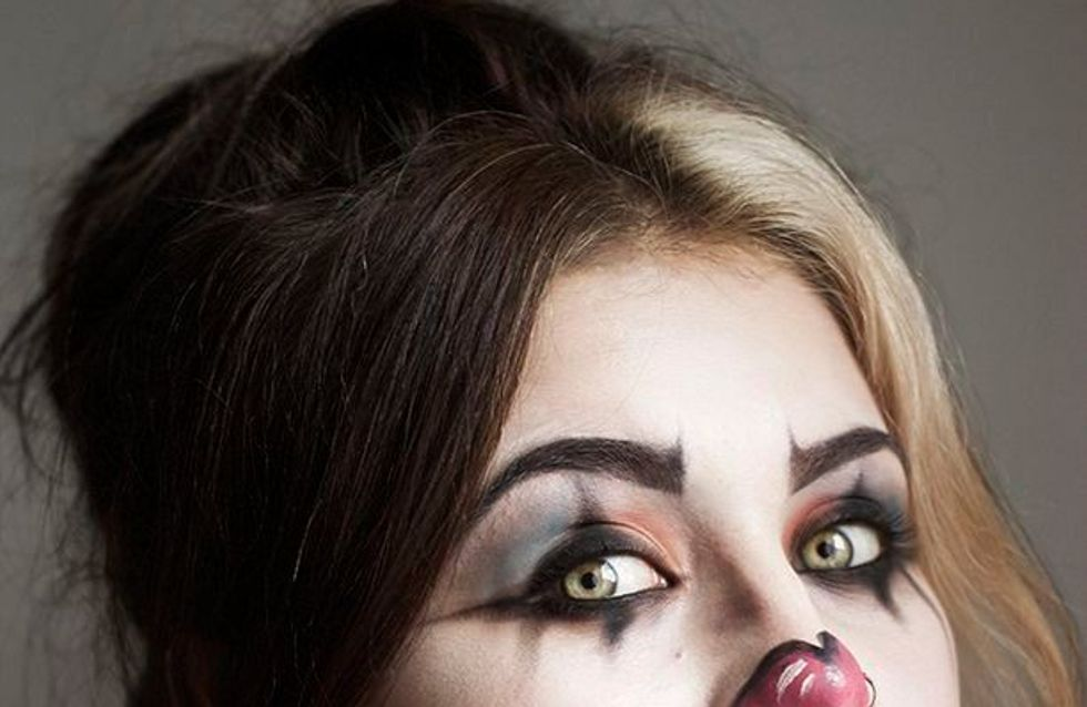 Nos idées pour un maquillage d'Halloween qui fait peur
