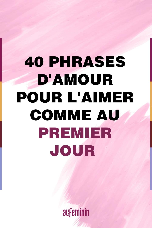 60 Belles Phrases D 039 Amour Pour L 039 Aimer Comme Au Premier Jour