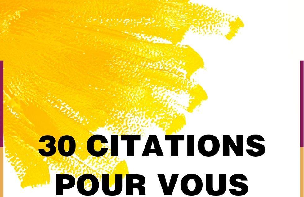 30 citations (et astuces) pour vous inspirer à la réussite