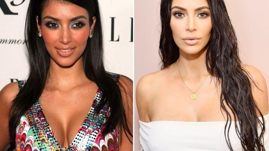 Kim Kardashian è irriconoscibile: ecco quanto è cambiata!